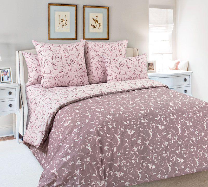 Комплект белья Текс Дизайн Габриэль, 1,5-спальный, наволочки 70x70. 1250П комплект белья текс дизайн леопард 2 спальный наволочки 70x70 2100б