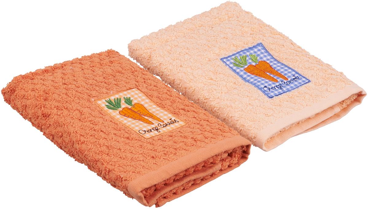"""Набор полотенец Bonita """"Солнечный"""", изготовленный из  махры - 100% хлопка, идеально дополнит интерьер  вашей кухни и создаст атмосферу уюта и комфорта. В  набор входят два полотенца, которые оформлены  вышивкой.  Изделия выполнены из натурального материала,  поэтому являются экологически чистыми. Высочайшее  качество материала гарантирует безопасность не только  взрослых, но и самых маленьких членов семьи.  Современный декоративный текстиль для дома должен  быть экологически чистым продуктом и отличаться ярким  и современным дизайном.  Кухня, столовая, гостиная - то место в доме, где хочется  собраться всем вместе, ощутить радость и уют. И  немалая доля этого уюта зависит от подобранных под  вашу мебель, и что уж говорить, под ваше настроение -  полотенец, скатертей, салфеток и прочих милых  мелочей. """"Bonita"""" предлагает коллекции готовых  стилистических решений для различной кухонной  мебели, множество видов, рисунков и цветов. Вам легко  будет создать нужную атмосферу на кухне и в столовой с  товарами """"Bonita""""."""