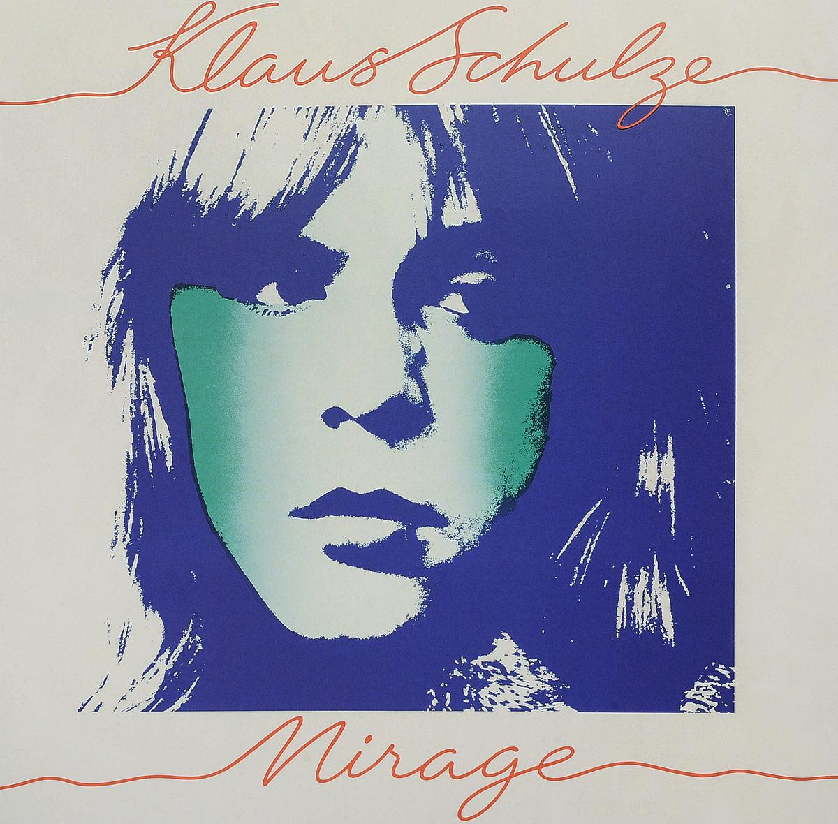 Klaus Schulze. Mirage (LP)