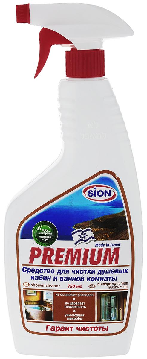 """Высокоэффективное средство """"Sion"""" для чистки   и душевых кабин и акриловых ванн, джакузи и   бассейнов. Средство   бережно очищает хромированные покрытия и   покрытия из нержавеющей стали удаляя   следы мыла, отложения солей жесткости, ржавчину,   плесень и грибок, придает блеск и оставляет   защитный нанослой, препятствующий   последующим загрязнениям.   Состав: фосфорная кислота, поверхностно-  активные вещества, ароматизаторы.Товар сертифицирован.    Уважаемые клиенты! Обращаем ваше внимание на то, что упаковка может иметь несколько видов дизайна. Поставка осуществляется в зависимости от наличия на складе.  Как выбрать качественную бытовую химию, безопасную для природы и людей. Статья OZON Гид"""