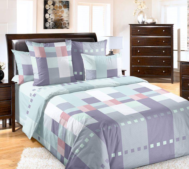 Комплект белья Текс Дизайн Комильфо, 2-спальный, наволочки 70x70. 2100Б