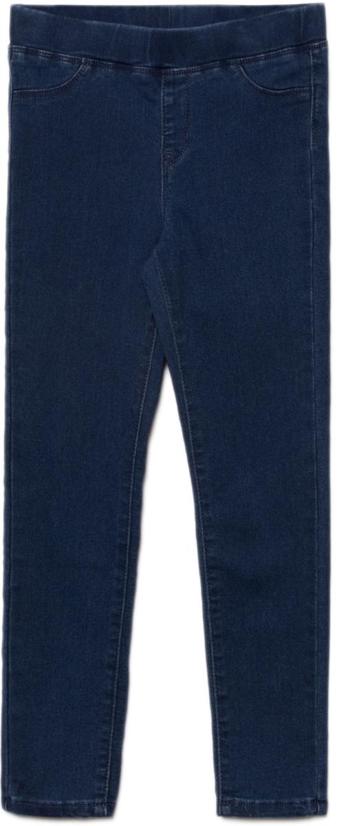 Джинсы для девочки Sela, цвет: синий джинс. PJ-635/041-8122. Размер 152, 12 лет
