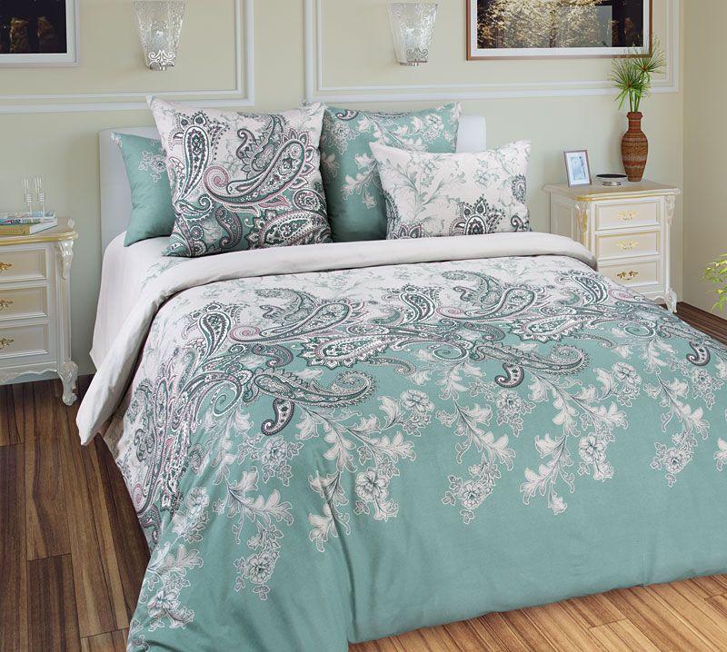 Комплект белья Текс Дизайн Маркиз, 2-спальный, наволочки 70x70. 2100Б
