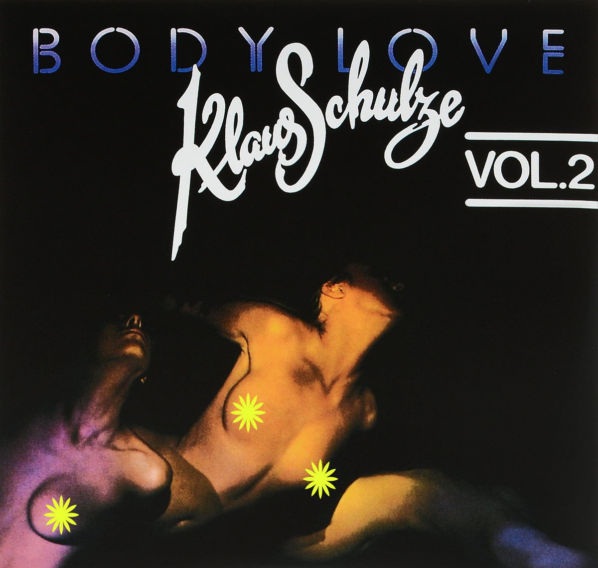 Klaus Schulze. Body Love. Vol.2 (LP)