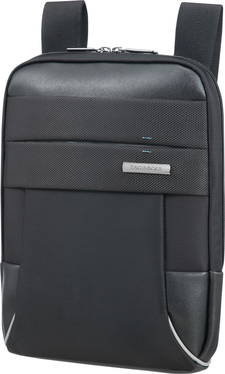 Сумка для планшета мужская Samsonite, цвет: черный. CE7-09002