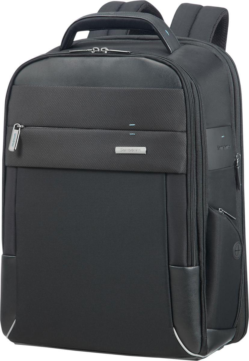 Рюкзак для ноутбука мужской Samsonite, цвет: черный, 15,6. CE7-09007 рюкзак для ноутбука samsonite рюкзак для ноутбука 15 6 pro dlx 5