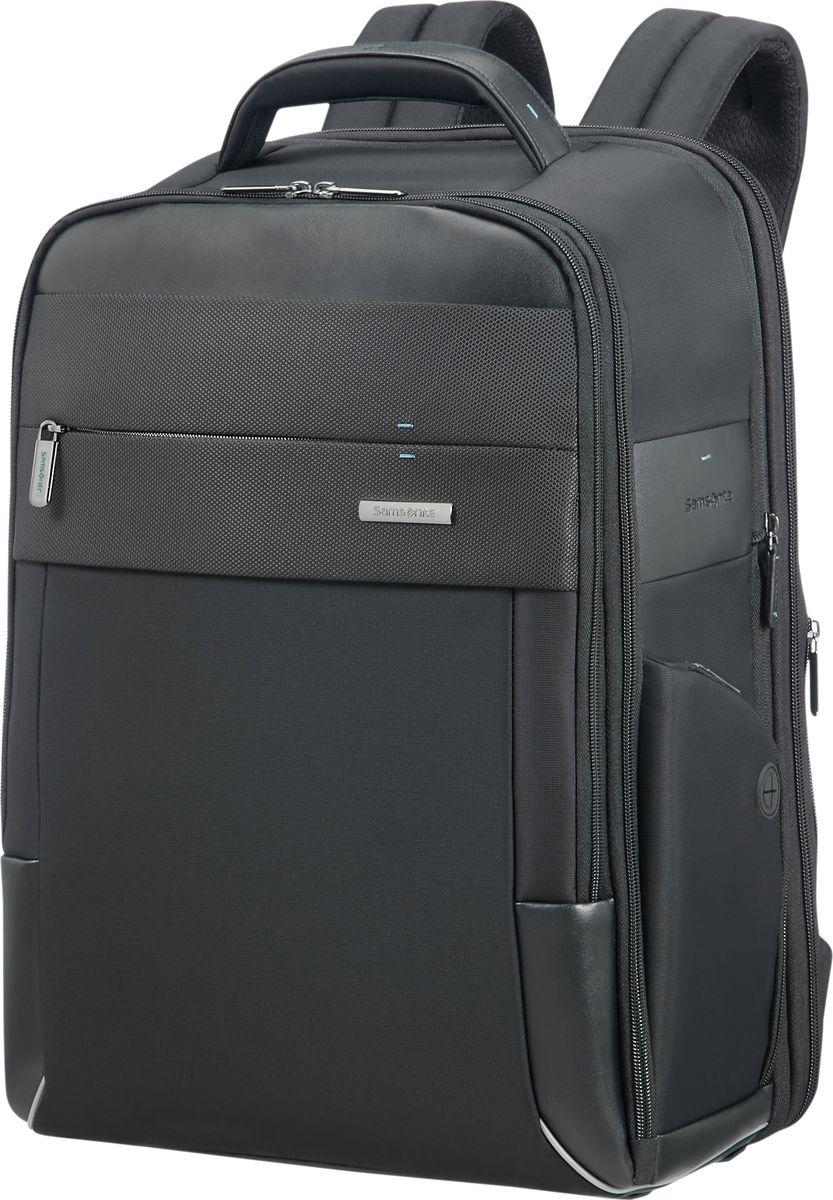 Рюкзак для ноутбука мужской Samsonite, цвет: черный, 17,3. CE7-09008 рюкзак для ноутбука samsonite рюкзак для ноутбука 15 6 pro dlx 5