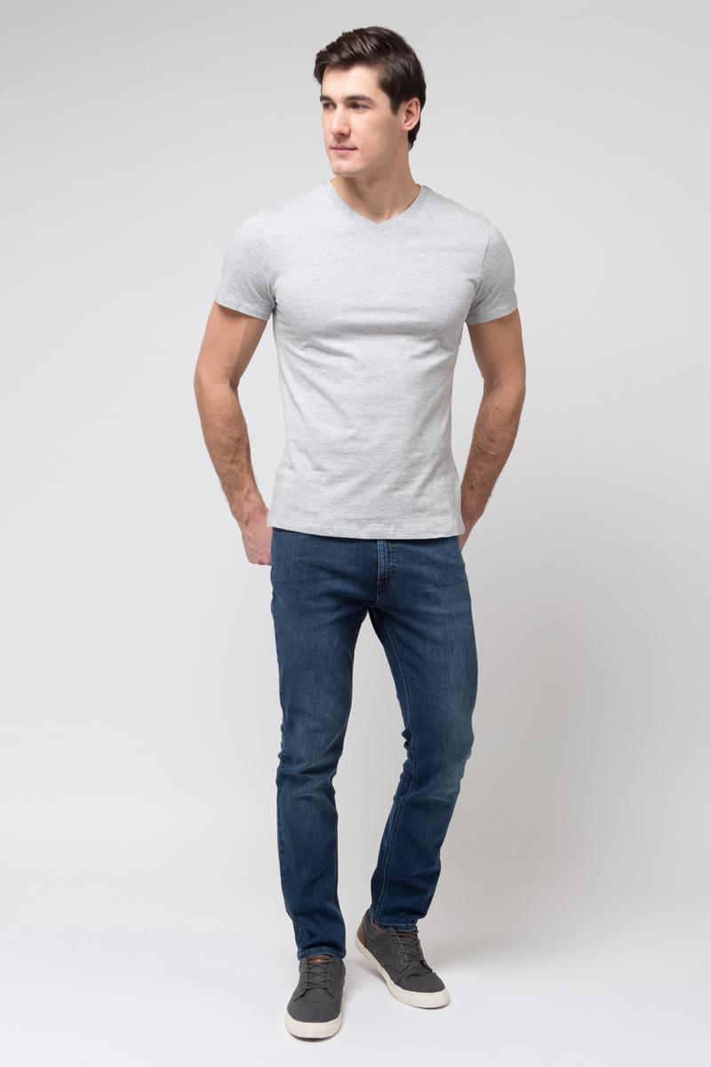 Джинсы для мальчика Sela, цвет: синий джинс. PJ-835/030-8172. Размер 152, 12 летPJ-835/030-8172Джинсы для мальчика от Sela выполнены из высококачественного материала. Модель стандартной посадки застегивается на пуговицу в поясе и ширинку на застежке-молнии. Пояс имеет шлевки для ремня. Спереди джинсы дополнены двумя втачными карманами и одним накладным карманом, сзади - двумя накладными карманами. Модель оформлена вышивкой.