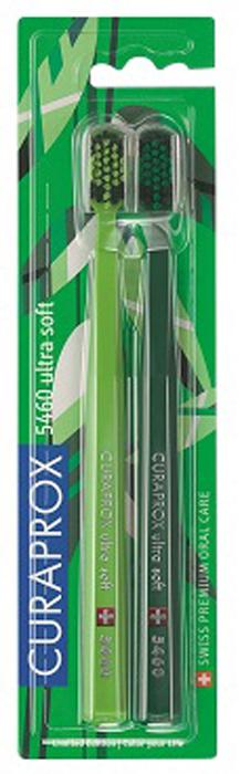 Curaden CS5460/2 Зубная щетка Duo Greenery - Товары для гигиены