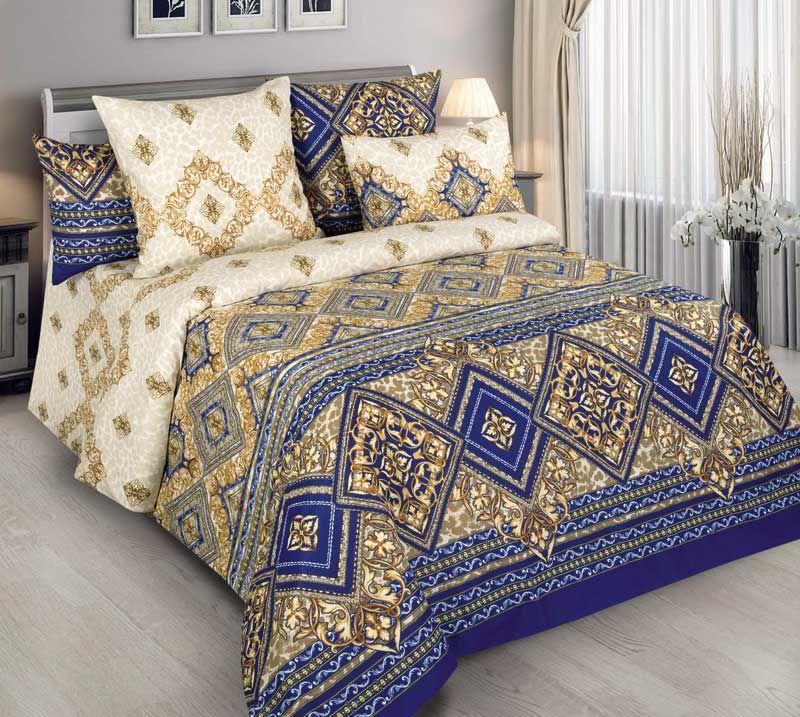 Комплект белья Текс Дизайн Палаццо, семейный, наволочки 70x70. 6100Б