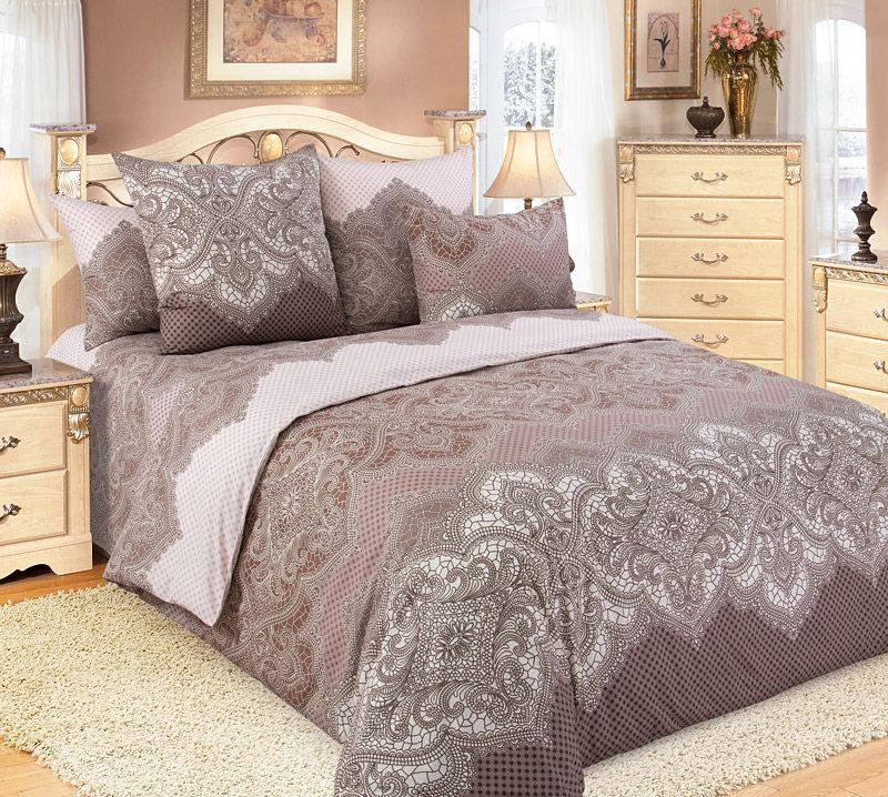 Комплект белья Текс Дизайн Полонез, 2-спальный, наволочки 70x70. 2200П комплект белья текс дизайн леопард 2 спальный наволочки 70x70 2100б