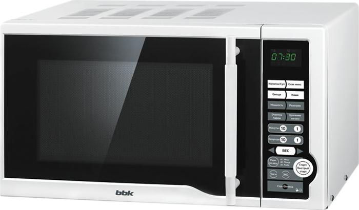 BBK 20MWS-770S/W микроволновая печь - Микроволновые печи