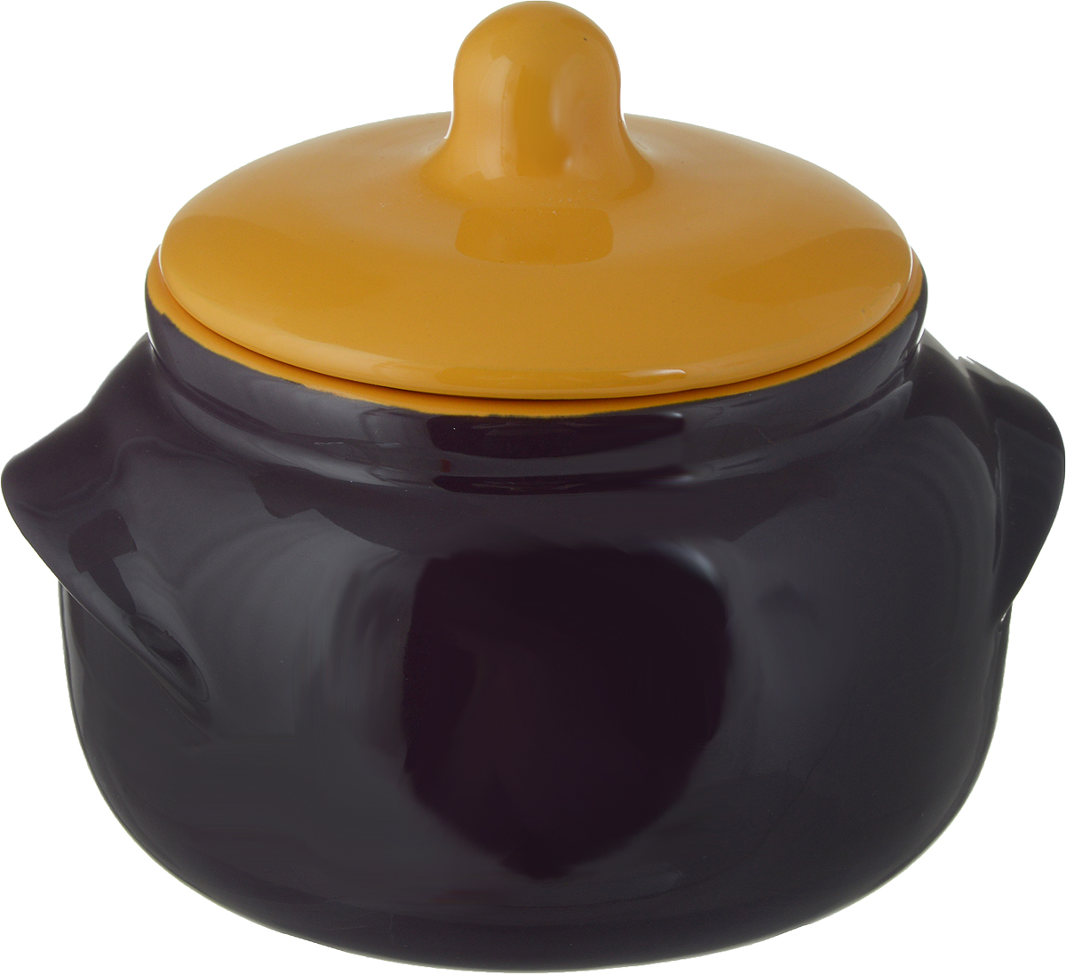 """Горшочек для запекания Борисовская керамика """"Новарусса""""  выполнен из  высококачественной глины. Уникальные свойства красной  глины и  толстые стенки изделия обеспечивают """"эффект русской печи""""  при приготовлении  блюд. Блюда, приготовленные в таком горшочке, получаются  нежными и сочными. Вы сможете приготовить мясо, сделать томленые  овощи и все это без  капли масла. Это один из самых здоровых способов готовки.  Диаметр горшка (по верхнему краю): 10 см.  Высота стенок: 8 см."""