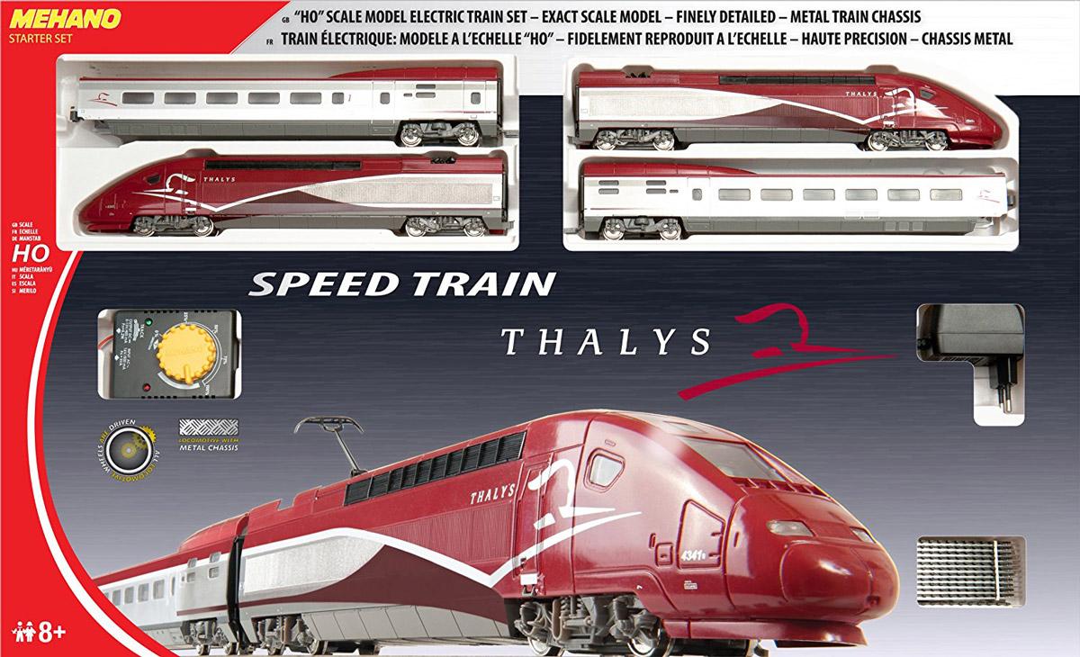 Mehano Железная дорога Thalys - Железные дороги
