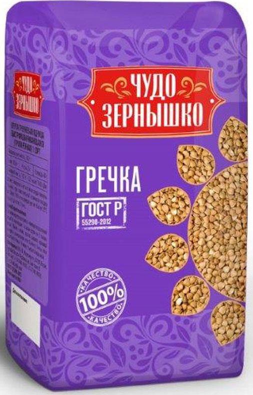 купить Чудо Зернышко Гречка, 800 г по цене 45 рублей