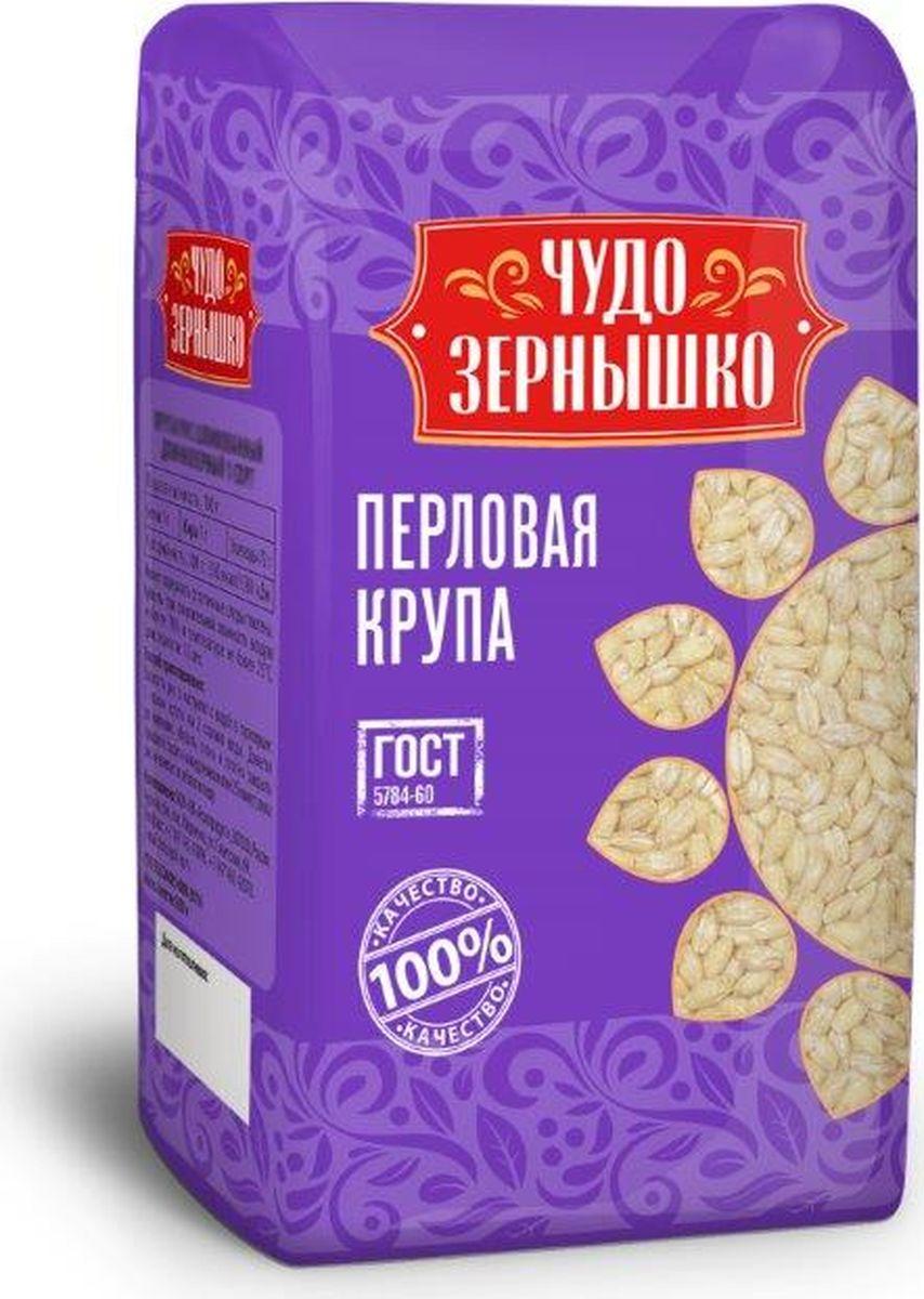 купить Чудо Зернышко Крупа перловая, 800 г по цене 28 рублей
