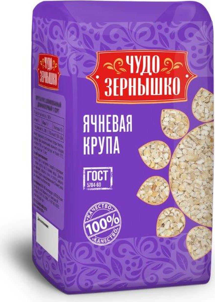купить Чудо Зернышко Крупа ячневая, 700 г по цене 26 рублей