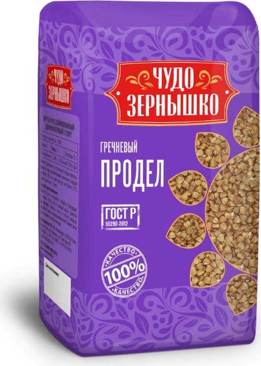 купить Чудо Зернышко Гречневый продел, 700 г по цене 36 рублей