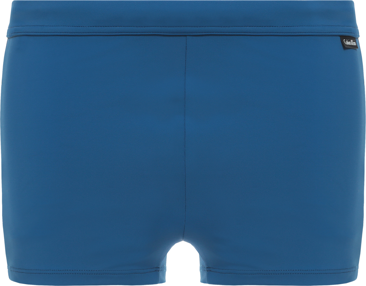 Трусы мужские Calvin Klein Underwear, цвет: синий. KM0KM00146. Размер XL (52) трусы мужские calvin klein underwear цвет белый nb1482a 100 размер m 50