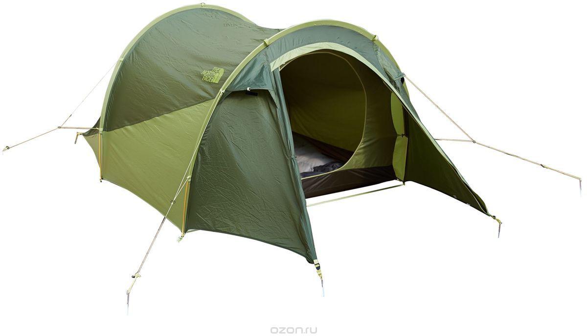 Палатка The North Face, 3-х местная, цвет: зеленый. T0CF09M9QT0CF09M9QНадежная защита в меняющихся горных условиях.Названная в честь норвежского исследователя XX-века Thor Heyerdahl, трехместная палаткаHeyerdahl 3 Tent отлично подходит тогда, когда вам нужно оптимальное пространство дляразмещения в меняющихся горных условиях. Большой передний тамбур предлагает пространство для размещения мокрых и грязных вещей.Вентиляция, встроенная во внешний тент. Три вентиляционных отверстия в тенте.Вместимость - 3 Общий вес - 3,26 кг Площадь - 3,8 м2Ткань, тент - 75D Полиэстер, 3000 mm PU покрытие Пол - 70D Нейлон, 5000 mm PU покрытие Сетка - 40D без швов