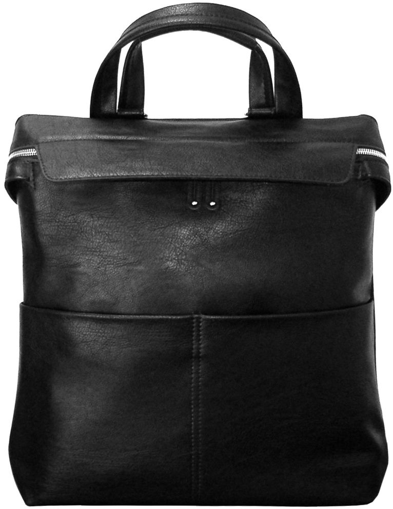 Рюкзак женский Cross Case, цвет: черный. MB-3048 рюкзак женский cross case цвет зеленый mb 3050