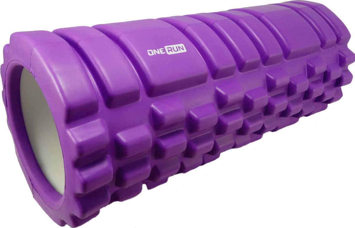 Ролик предназначен для самомассажа и расслабления мышц после физической нагрузки. Размер 34 х 14 см (диаметр). Поставляется в трех цветах.