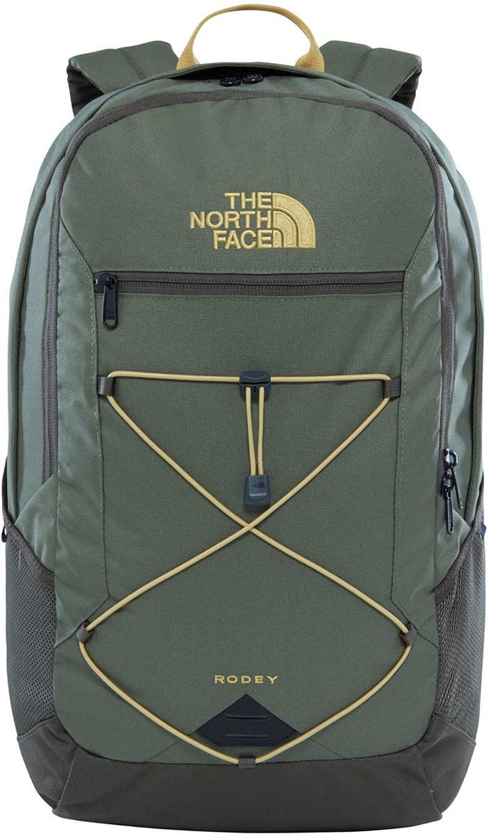 Рюкзак The North Face Rodey, цвет: зеленый. T92ZDQ3NL