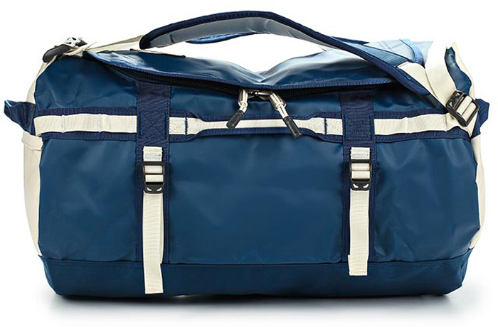Сумка дорожная The North Face Base Camp Duffel - S, цвет: синий. T93ETO2RX