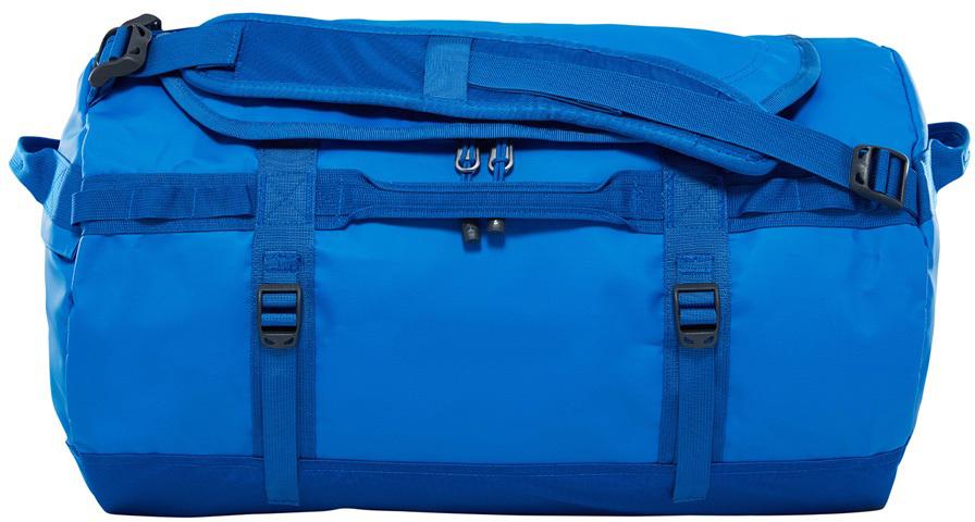 Сумка дорожная The North Face Base Camp Duffel - S, цвет: ярко-синий. T93ETOWXN