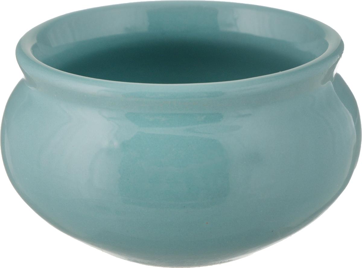 Розетка Борисовская керамика Скифская, цвет: бирюзовый