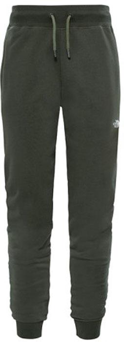 Брюки спортивные женские The North Face W Slim Pant, цвет: хаки. T93BP221L. Размер XS (40)