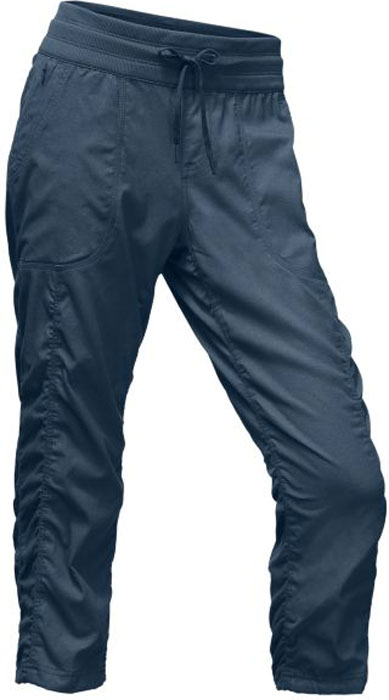 Капри женские The North Face W Aphrodite Capri, цвет: синий. T92UO6N4L. Размер XS (40) шорты женские roxy цвет синий erjns03135 btk0 размер xs 40