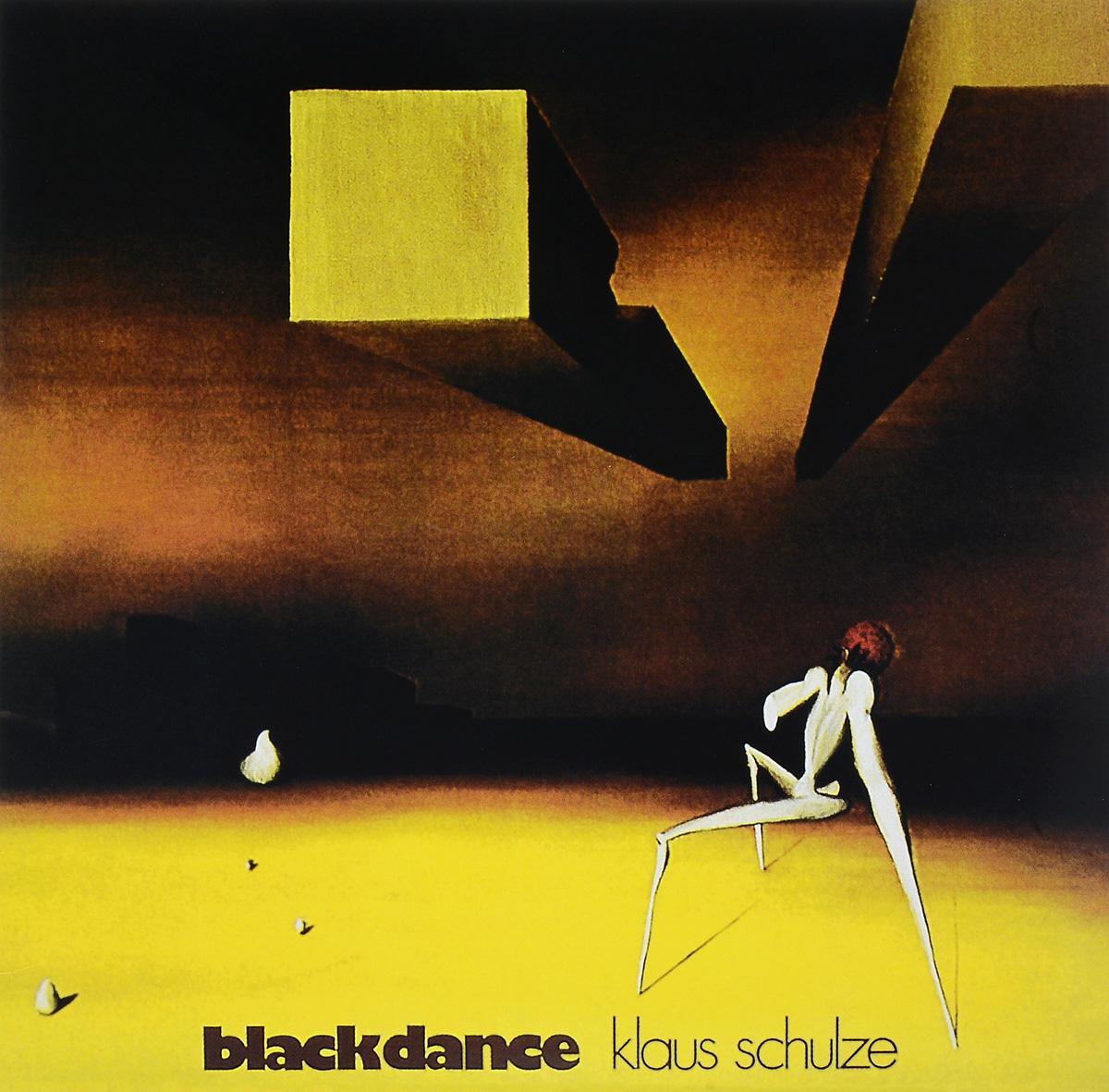 Klaus Schulze. Blackdance (LP)