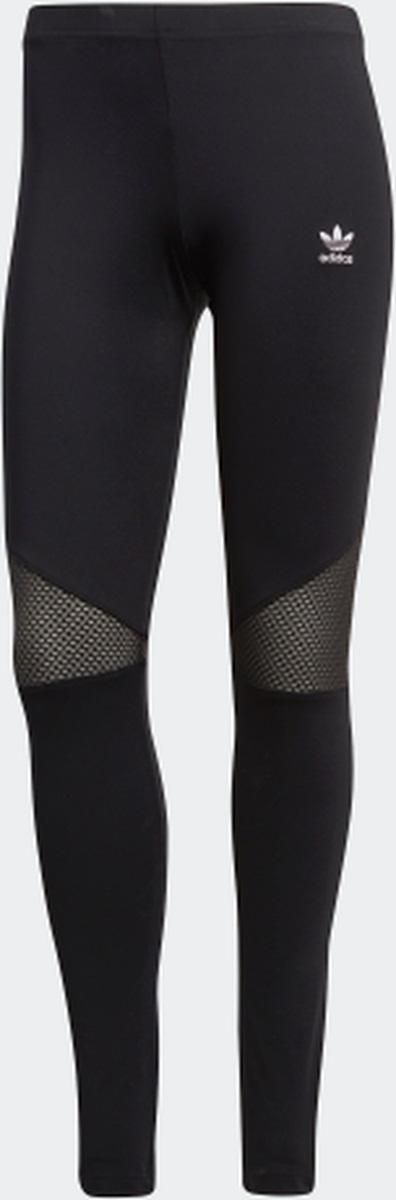Леггинсы женские Adidas Clrdo Leggings, цвет: черный. CE1737. Размер 40 (46/48)