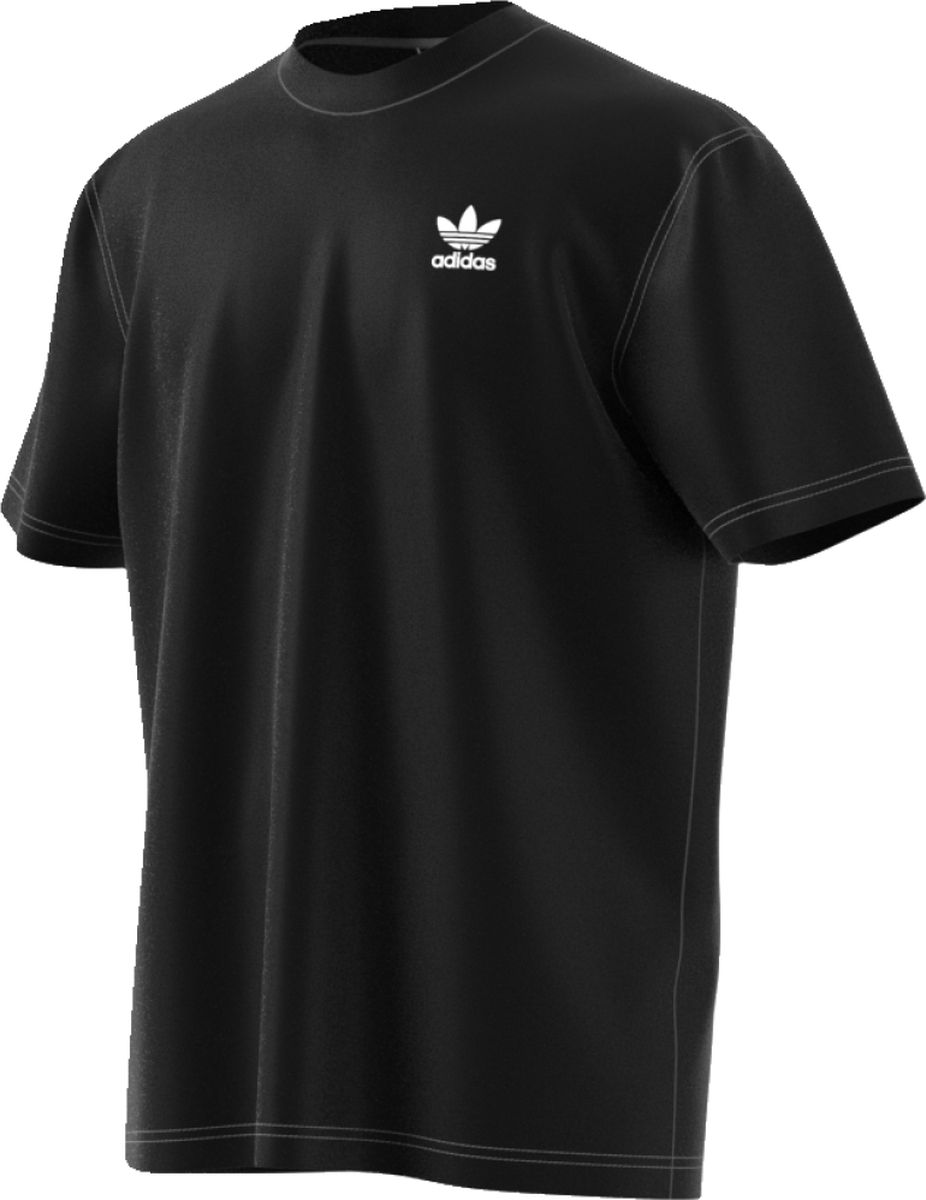 Футболка мужская Adidas Standard Tee, цвет: черный. CW0711. Размер L (52/54) paula mcgee advanced practice in nursing and the allied health professions