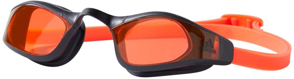 Очки для плавания Adidas Persistar Race, цвет: оранжевый, серый оправа для очков vw15419