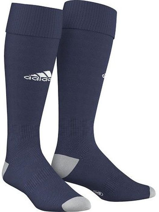 Гетры футбольные мужские Adidas Milano 16 Sock, цвет: темно-синий. AC5262. Размер 40/42