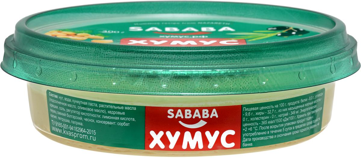 где купить Sababa Хумус рецепт из Назарета, 300 г дешево