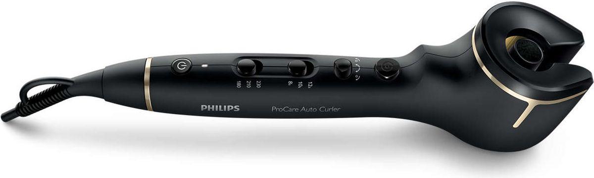 Philips HPS940/10, Black щипцы для укладки волос щипцы для завивки волос philips bhs 677 00