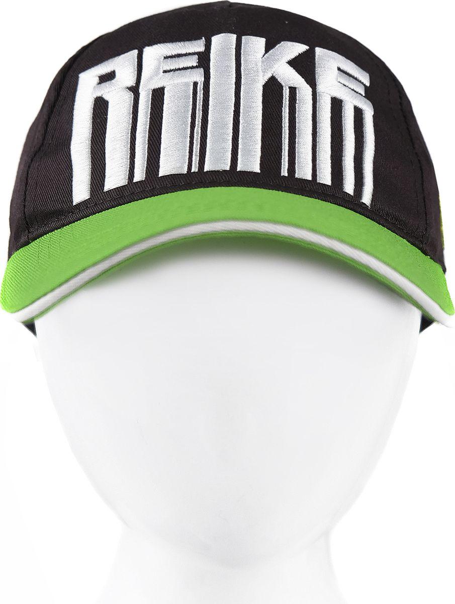 Бейсболка для мальчика Reike, цвет: зеленый. RWSS18_SPN-1 green. Размер 56 шапка для мальчика reike цвет зеленый rknss18 bs 2 green размер 54