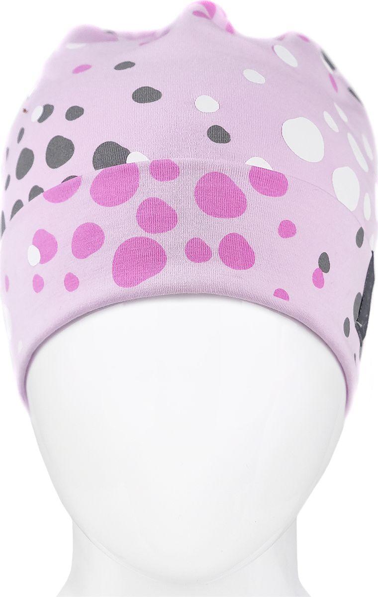 Шапка для девочки Reike, цвет: розовый. RKNSS18_MAQ-2 pink. Размер 54RKNSS18_MAQ-2 pinkСтильная шапка с отворотом для девочки Reike, изготовленная из качественного хлопкового материала, отлично впишется в гардероб ребенка.Уважаемые клиенты!Размер, доступный для заказа, является обхватом головы.