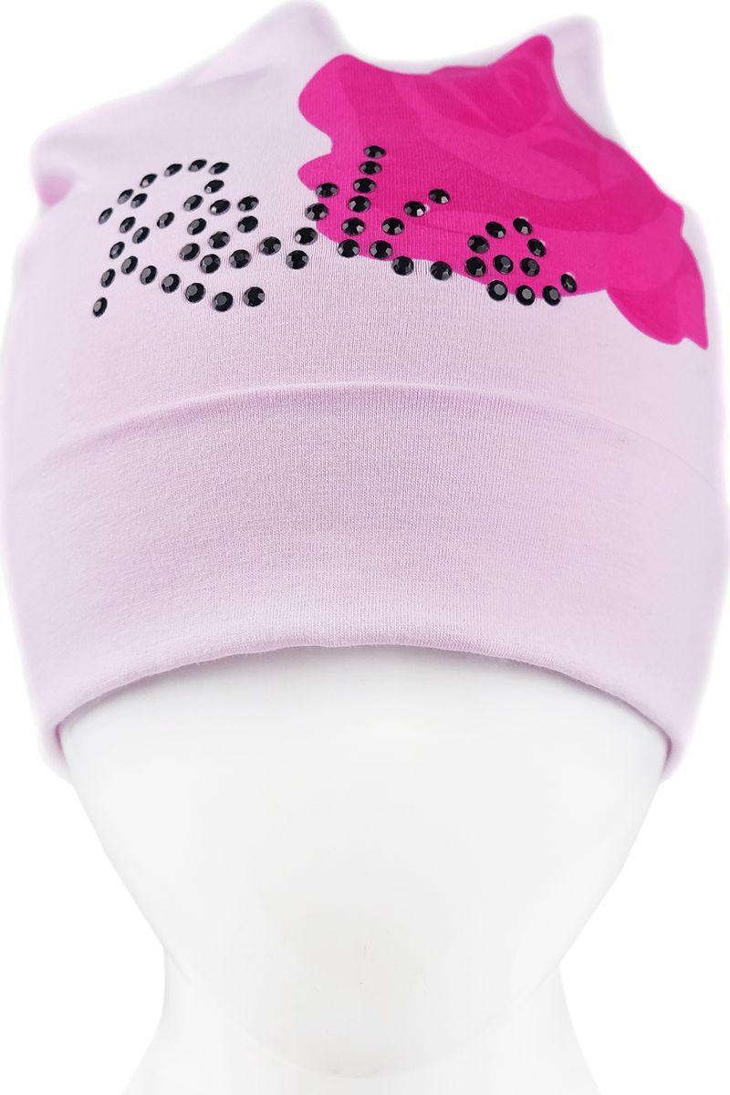 Шапка для девочки Reike, цвет: розовый. RKNSS18_ROS-1 pink. Размер 56RKNSS18_ROS-1 pinkСтильная шапка с отворотом для девочки Reike, изготовленная из качественного хлопкового материала, отлично впишется в гардероб ребенка.Уважаемые клиенты!Размер, доступный для заказа, является обхватом головы.
