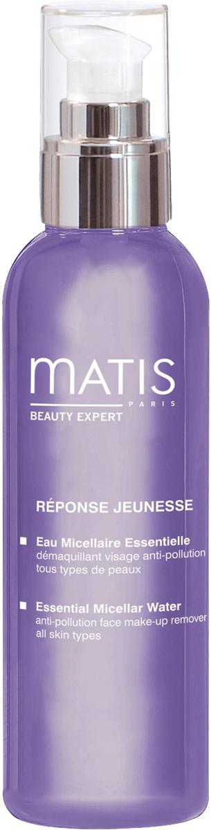 Matis Очищающая мицеллярная вода Блеск Молодости, 200 мл matis pure lotion лосьон очищающий для жирной кожи 200 мл