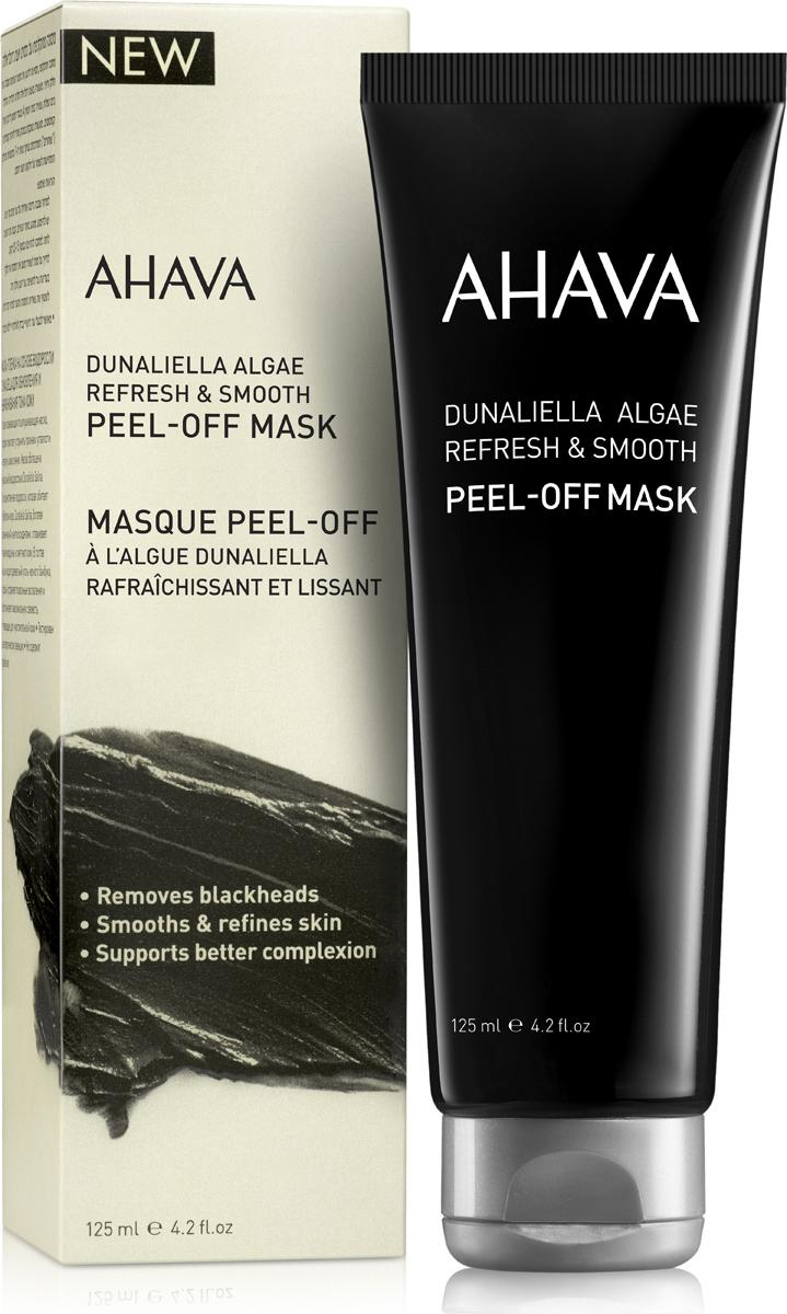 Ahava Маска-пленка для обновления и выравнивания тон №а кожи Mineral Mud Masks, 125 мл скрабы и пилинги ahava deadsea mud natural dead sea mud объем 400 г