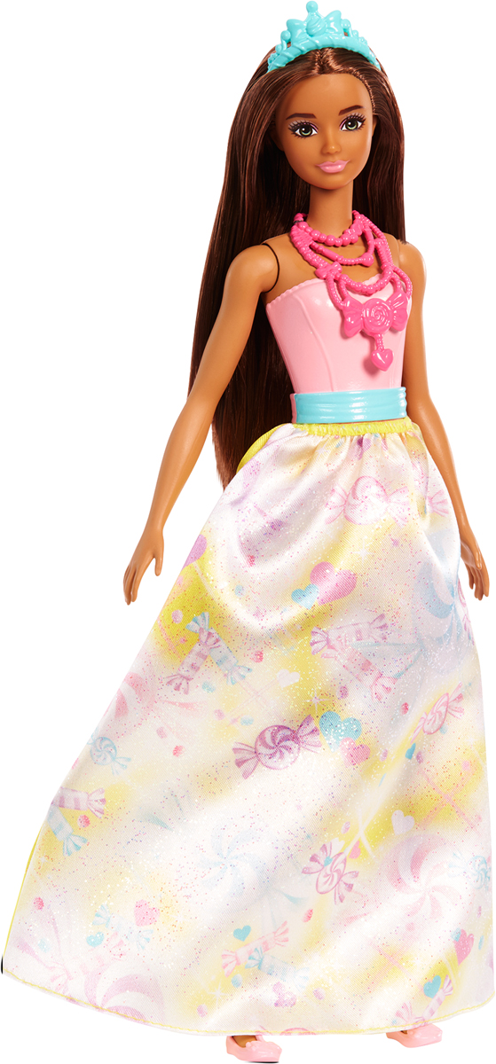 Barbie Кукла Волшебные принцессы куклы и одежда для кукол barbie кукла балерина шатенка 30 см