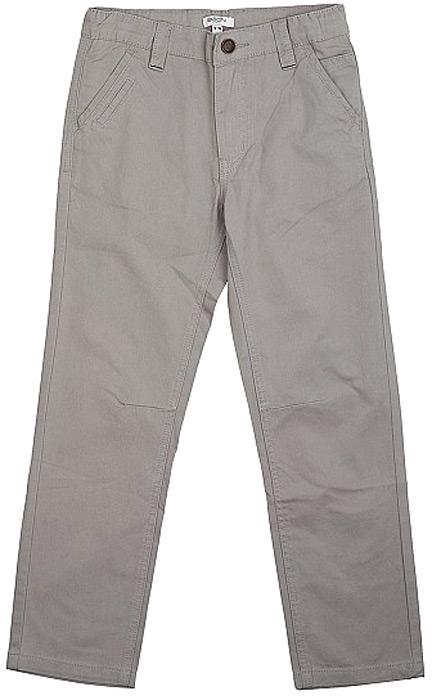 Брюки для мальчика Baon, цвет: серый. BJ798002_Grey. Размер 158/164