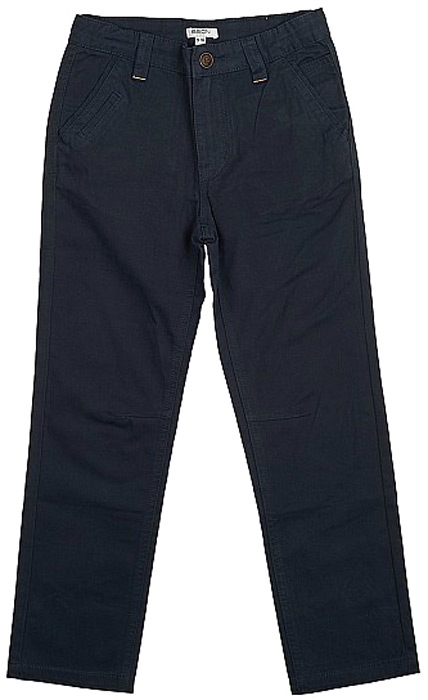 Брюки для мальчика Baon, цвет: синий. BJ798002_Deep Navy. Размер 158/164 куртка для мальчика baon цвет темно синий bk538001 deep navy размер 122 128