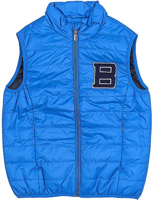 Жилет для мальчика Baon, цвет: синий. BJ658001_Larkspur. Размер 158/164 жилет утепленный baon baon ba007ewaykv3