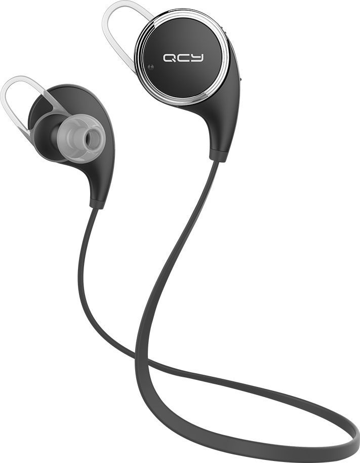 QCY QY8-BL, Black наушники qcy qy11 blr black red наушники