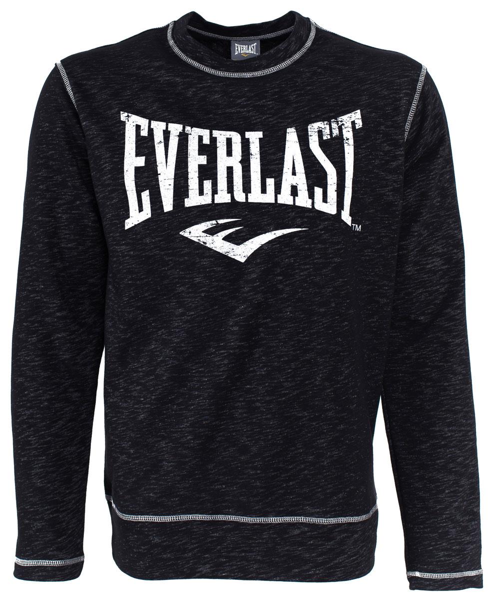 Лонгслив мужской Everlast Gym, цвет: черный. RE0022. Размер S (46/48) kimio s k470l everlast